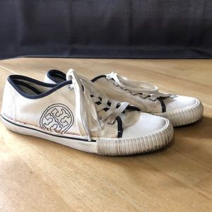 Tory Burch canvas sneakers